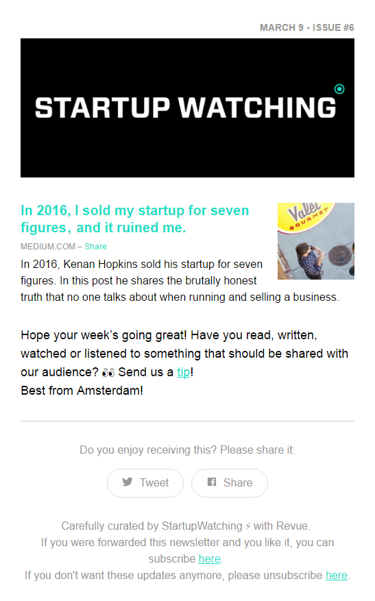 Responsive Email Template - 2